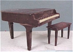Click here to enlarge image and see more about item t00761: Renwal Piano & Bench