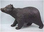 Click here to enlarge image and see more about item t00776: Breyer Black Bear Cub