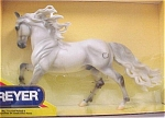 Click here to enlarge image and see more about item t00988: Breyer 2004 Breyerfest Special Run Nobel II