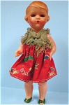 Italian Made 1930s/1940s Plastic Doll