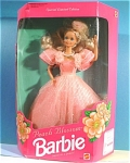 Click here to enlarge image and see more about item t01230: Mattel Peach Blossom Barbie