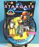 Click here to enlarge image and see more about item t01300: 1994 Stargate Movie Action Figure Skaara