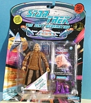 Click here to enlarge image and see more about item t01335: Star Trek The Next Generation Dr Noonian Soung Figure