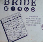 Click to view larger image of 1957 Bride Bingo with Lil Abner Dogpatch (Image2)