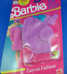 Click here to enlarge image and see more about item t01553: 1990 My First Barbie Clothes - Coat