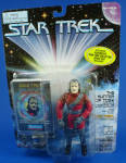 Click here to enlarge image and see more about item t01561: 1995 Star Trek Tosk Action Figure