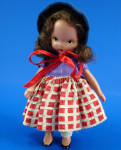 Click here to enlarge image and see more about item t01596m: Nancy Ann Storybook Composition Doll