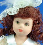 Click to view larger image of Pretty Bisque Doll (Image2)