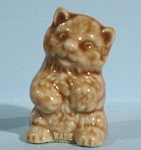 Click here to enlarge image and see more about item w00359: Wade Bear Cub