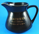 Click here to enlarge image and see more about item w00511: Wade Teacher's Scotch Wiskey Advertising Pitcher