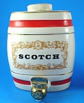 Click here to enlarge image and see more about item w00518: Wade Scotch Cask Barrel