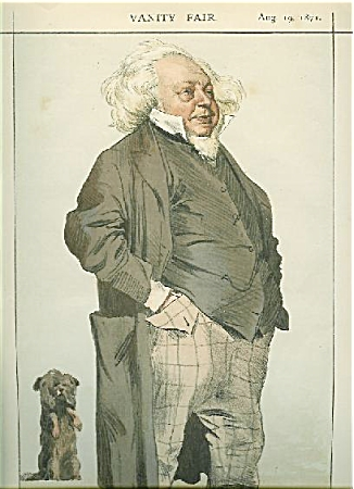 VANITY FAIR COLOR LITHOGRAPH - MEN OF THE DAY NO. 29. (Image1)