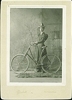 CABINET PHOTO – WITCH OF THE WEST TWIN (Image1)