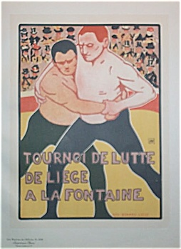 MAITRES DE L�AFFICHE, 1900, PL 224 - Rossenfosse. (Image1)