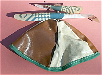 Propeller Beanie 1940-50's – Fun and Works! (Image1)