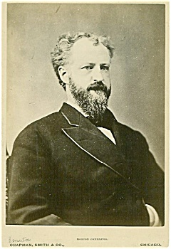Cabinet Photo - Senator Roscoe Conkling.