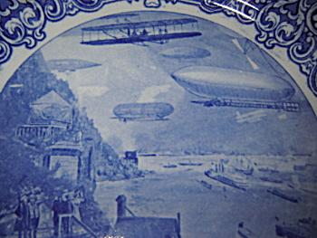 1909 HUDSON-FULTON Celebration plate Royal Doulton (Image1)