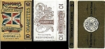 Click here to enlarge image and see more about item 1072: UNUSED CIGARETTE PACKAGES AND LINERS C.1910