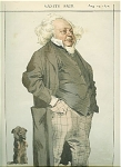 VANITY FAIR COLOR LITHOGRAPH - MEN OF THE DAY NO. 29.