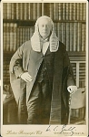 Click here to enlarge image and see more about item 1339: CABINET PHOTO - ENGLISH JUDGE C.1880-90