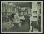 Click to view larger image of ANTIQUE PHOTO - STATIONERY STORE C.1900. (Image1)
