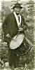 Click to view larger image of CABINET PHOTO – OLD DRUMMER BOY (Image2)