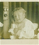 Click to view larger image of CABINET PHOTO - MULTIPLE POSES – BOY ON TELEPHONE. (Image1)