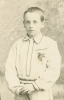 Click to view larger image of CABINET PHOTO – YOUNG CRICKET PLAYER (Image2)