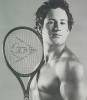 Click to view larger image of 1983 John McEnroe tennis poster for Dunlop (Image2)