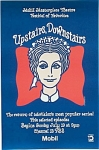 Click here to enlarge image and see more about item 4404: VINTAGE POSTER 1981 UPSTAIRS DOWNSTAIRS Jean Marsh