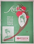 Sheet Music - STELLA � C.1913.