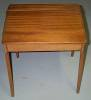 Click to view larger image of ANTIQUE CHILD'S SCHOOL DESK – Late 1800's. (Image2)