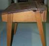 Click to view larger image of ANTIQUE CHILD'S SCHOOL DESK – Late 1800's. (Image5)
