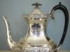 Click to view larger image of Antique Silver Plated Presentation Teapot – Wonderful. (Image3)