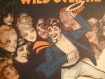 "Click to view larger image of Vintage Sheet Music ""They go wild simply wild over me""  (Image2)"
