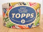 Click to view larger image of Vintage 1940's TOPPS 1¢ Chewing Gum round store display (Image1)