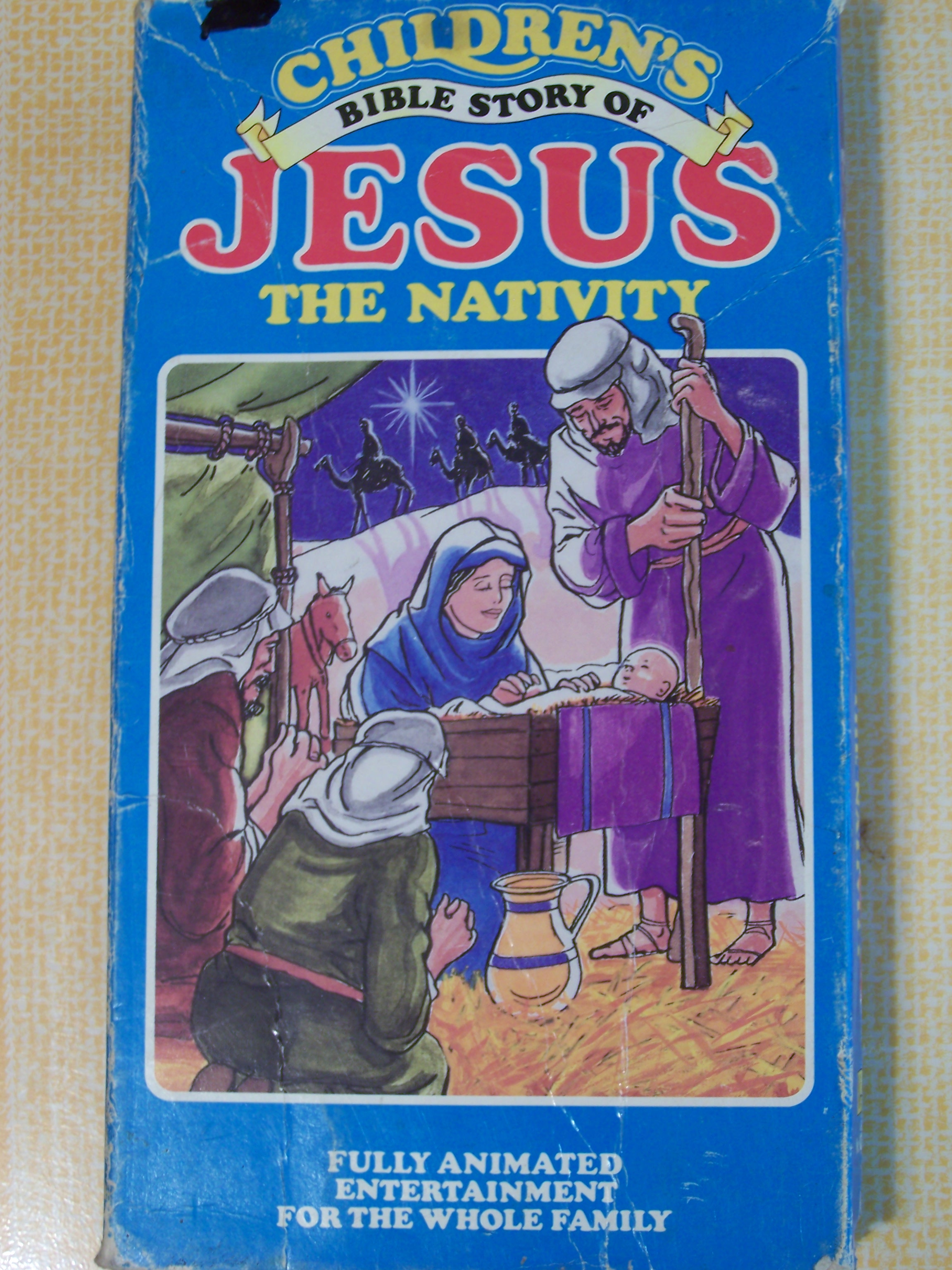 children u0027s bible story of jesus the nativity resources and