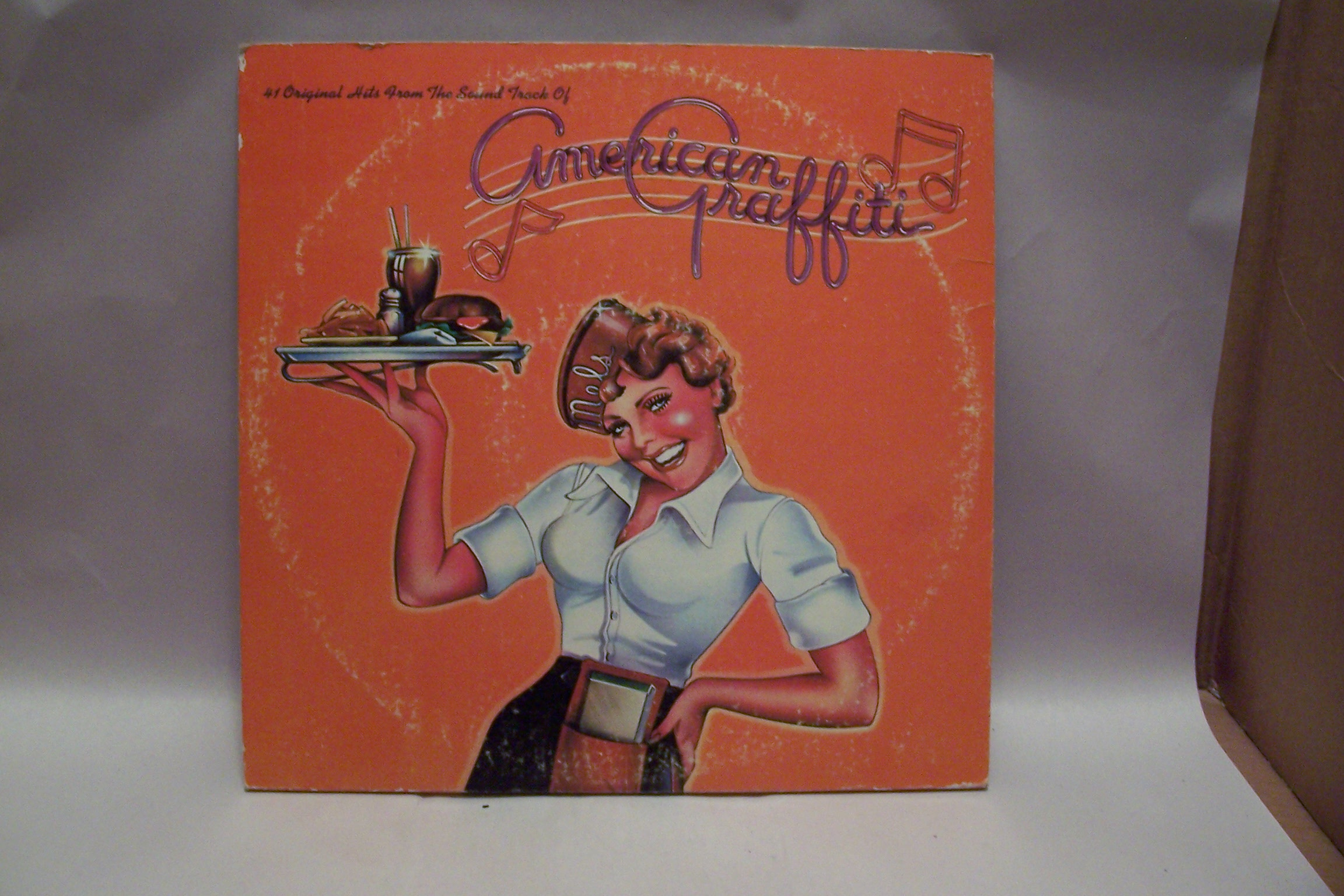 American graffiti music related recordings lps at fort logan contemporaries