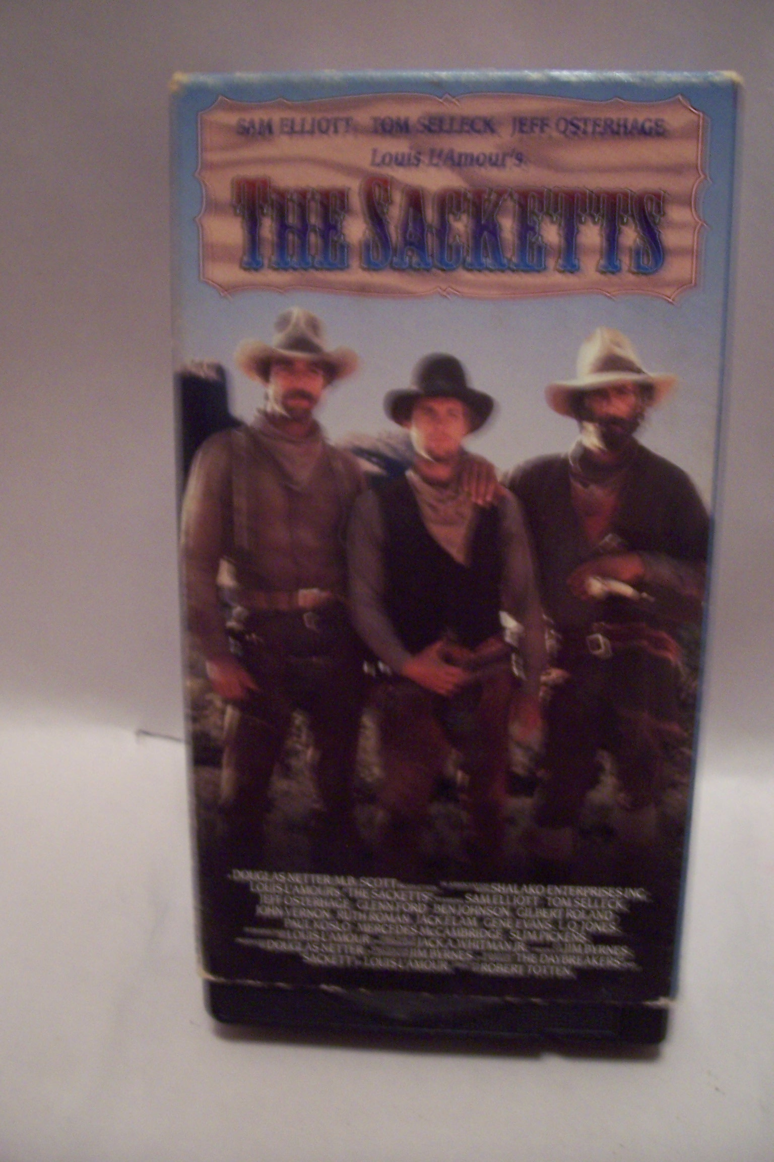 the sacketts full movie