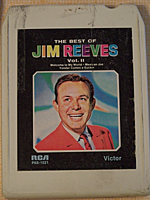 The Best Of Jim Reeves  Volume II (Image1)