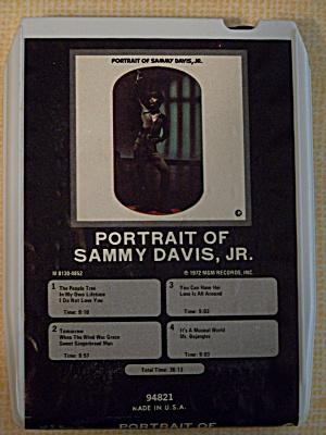 Portrait Of Sammy Davis, Jr. (Image1)
