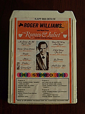 Roger Williams Plays Love Theme From Romeo & Juliet