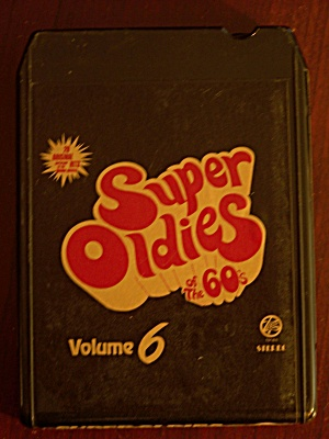 Super Oldies Of The 60's Volume 6