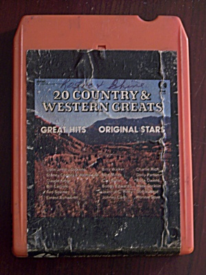 20 Country & Western Greats (Image1)