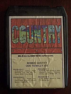 Bobbie Gentry  Ode To Billy Joe (Image1)