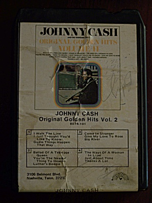 Johnny Cash Original Golden Hits Vol. 2