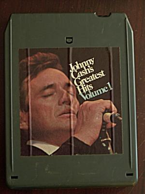Johnny Cash Greatest Hits  Volume 1 (Image1)