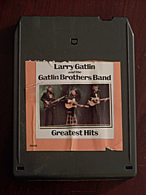 Larry Gatlin and the Gatlin Brothers Band Greatest Hits (Image1)
