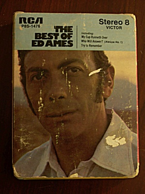 The Best Of Ed Ames (Image1)