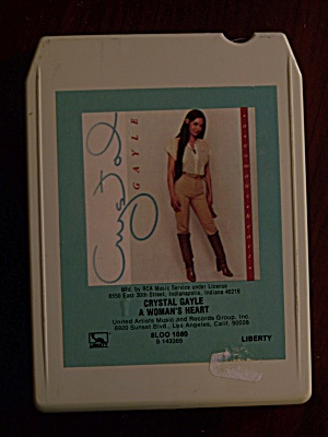 Crystal Gayle   A Woman's Heart (Image1)